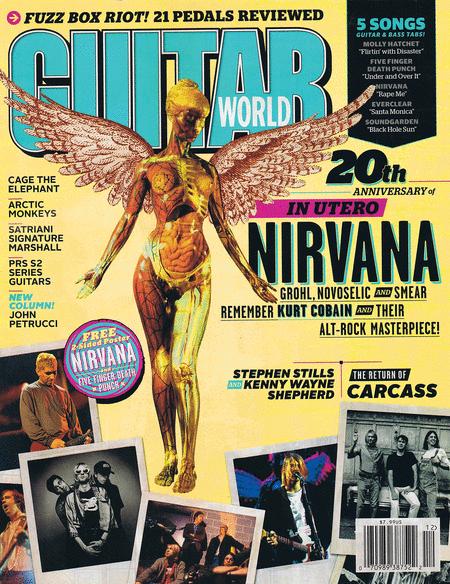 Guitar World Magazine - December 2013 Issue