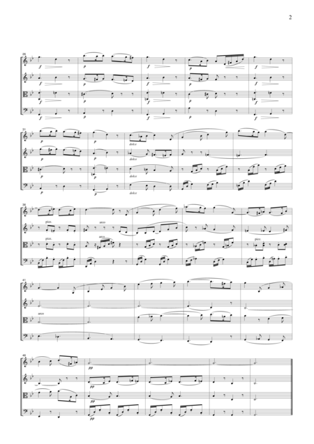 Faure Sicilienne from Pelleas et Melisande Op.8, No.3