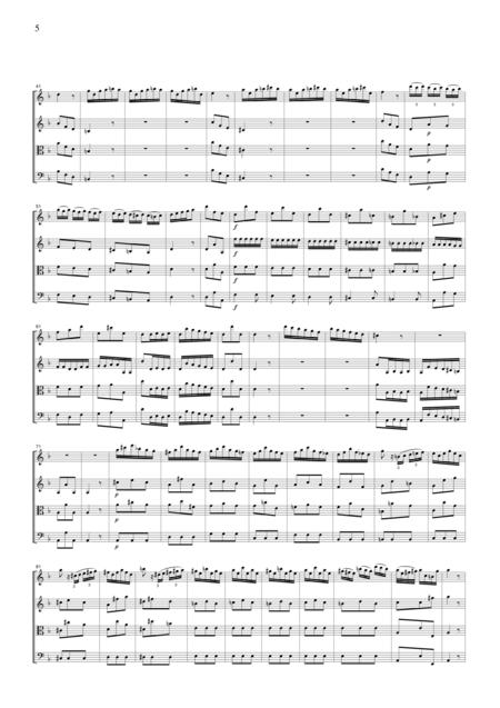 Vivaldi Flute Concerto in F Op.10, No.1, RV433, all mvts.