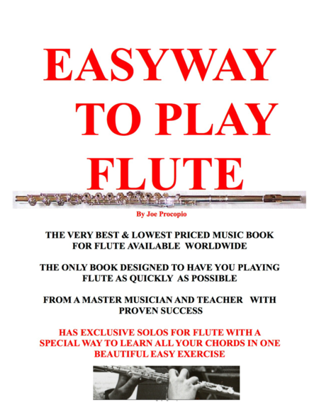 THE EASYWAY TO PLAY FLUTE