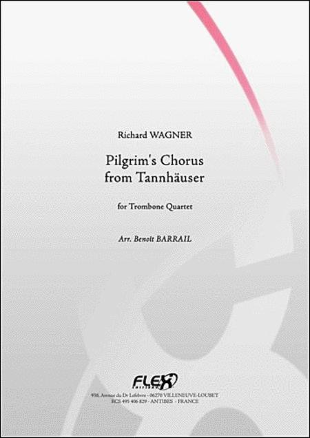 Pilgrim's Chorus From Tannhauser - Trombone Quartet