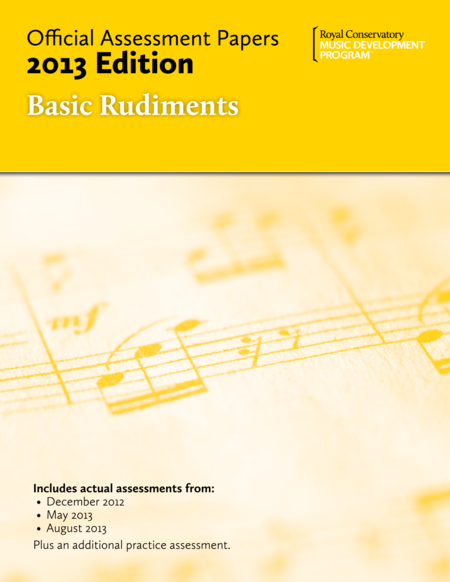 intermediate rudiments official examination papers Encompassing rudiments, harmony & counterpoint, analysis, and music history,  celebrate theory is and  official examination papers level 10 harmony &  counterpoint 2017 edition  celebrate theory set: elementary & intermediate.
