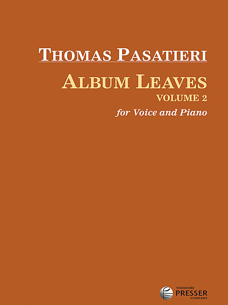 Album Leaves, Volume 2