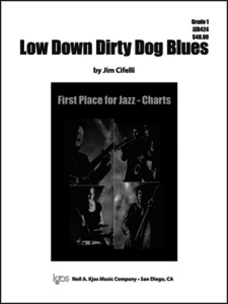 Low Down Dirty Dog Blues (Score)