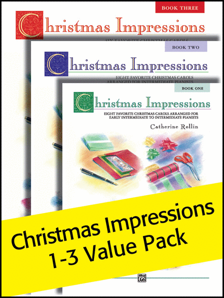 Christmas Impressions, 1-3 (Value Pack)