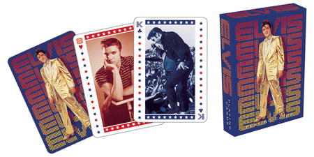 Elvis '56 Playing Cards