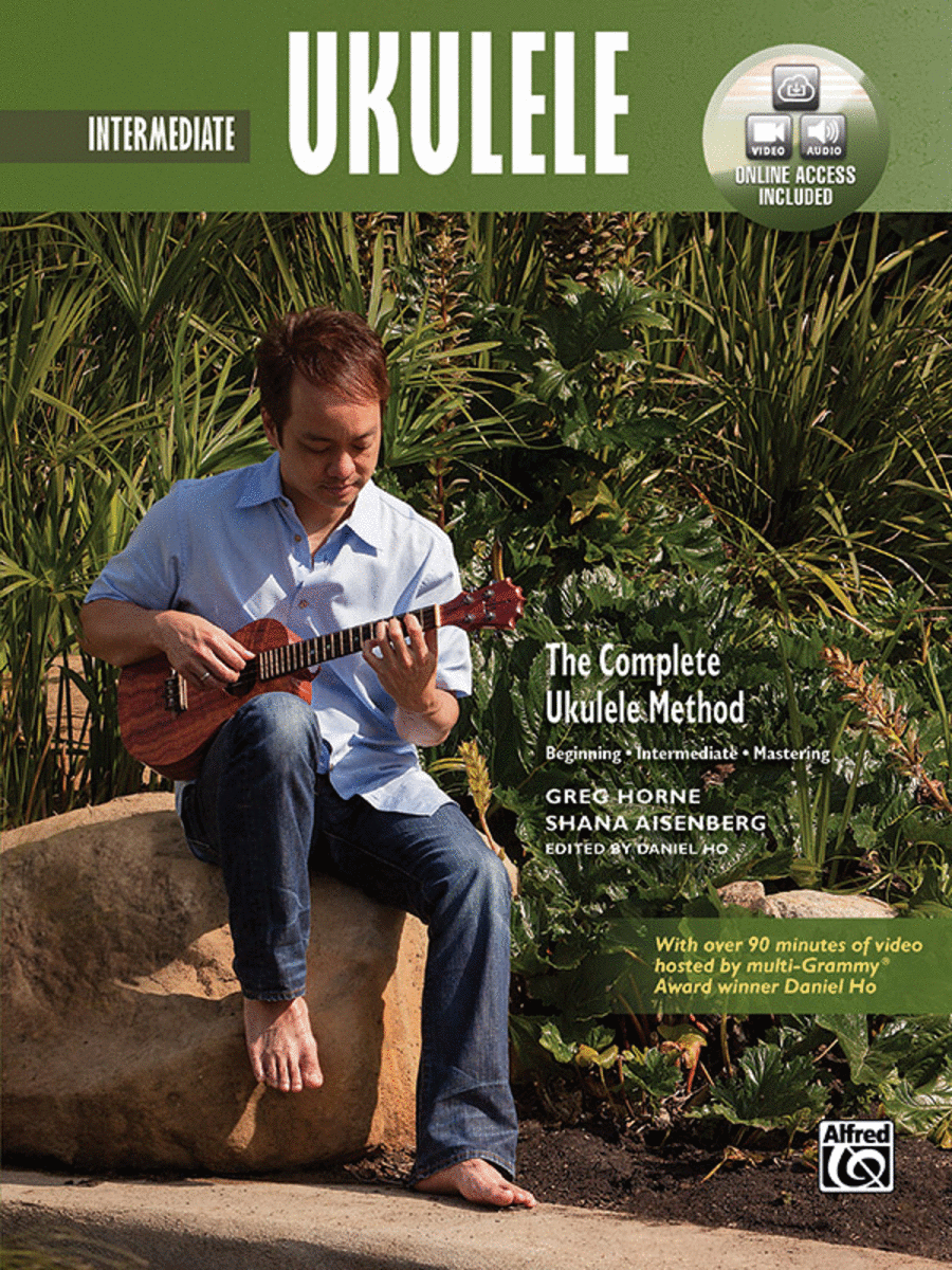 The Complete Ukulele Method -- Intermediate Ukulele