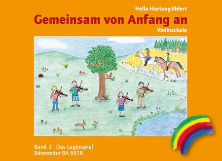 Gemeinsam von Anfang an. Violinschule, Band 3