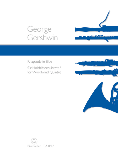 Rhapsody in Blue For Woodwind Quintet
