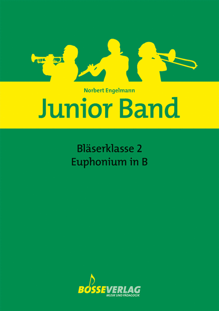 Junior Band Blaserklasse 2 fur Euphonium in B
