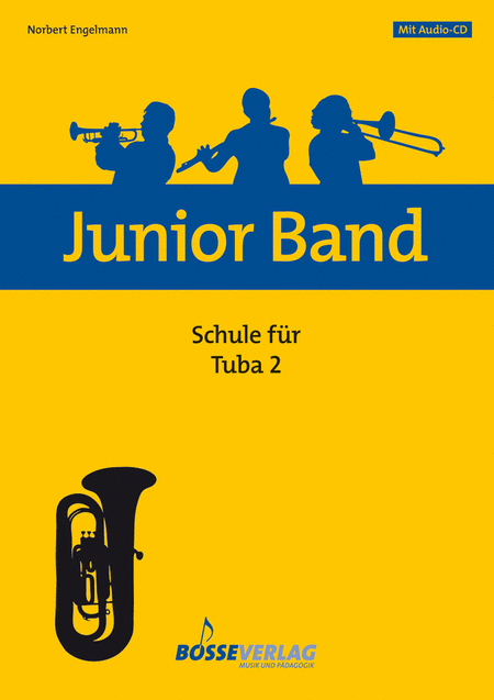 Junior Band Schule 2 fur Tuba
