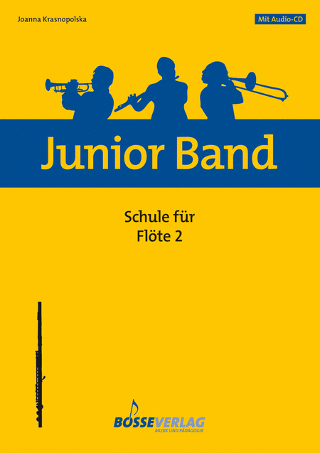 Junior Band Schule 2 fur Flote
