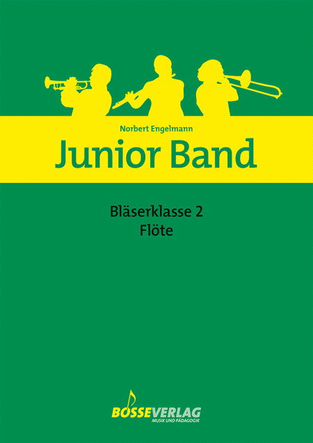 Junior Band Blaserklasse 2 fur Flote