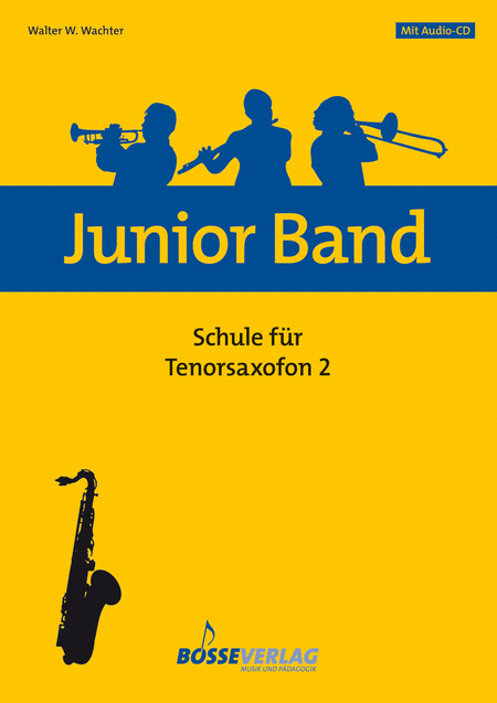 Junior Band Schule 2 fur Tenorsaxofon