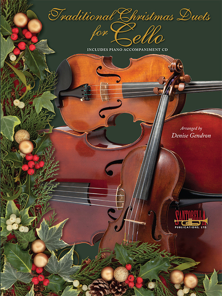 Traditional Christmas Duets for Cello
