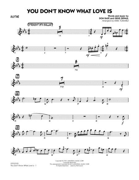 i don t know how to love him music sheet