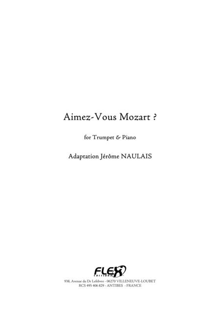 Aimez-Vous Mozart?