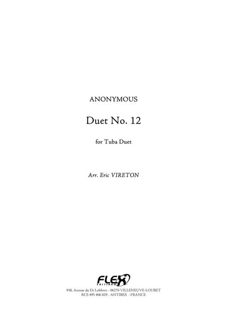 Duet No. 12