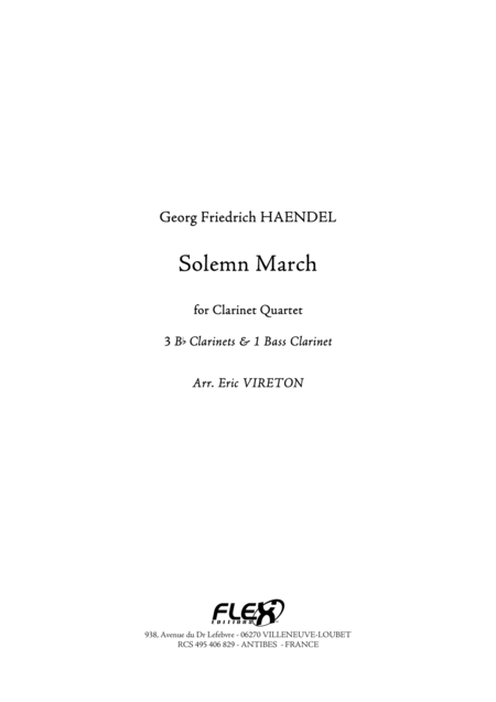 Solemn March