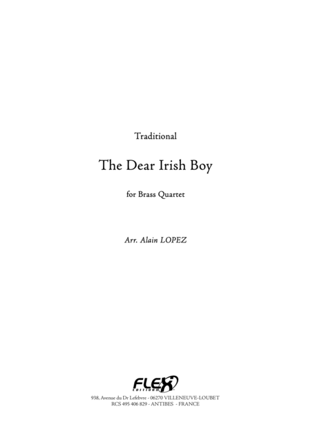 The Dear Irish Boy