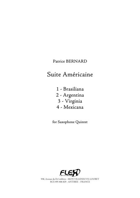 Suite Americaine
