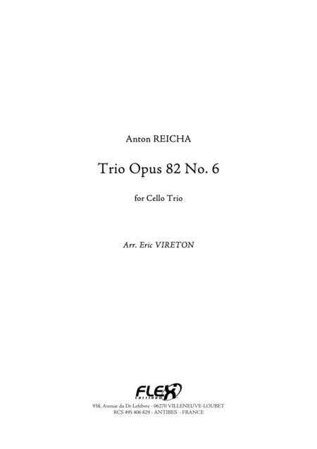 Trio Opus 82 No. 6