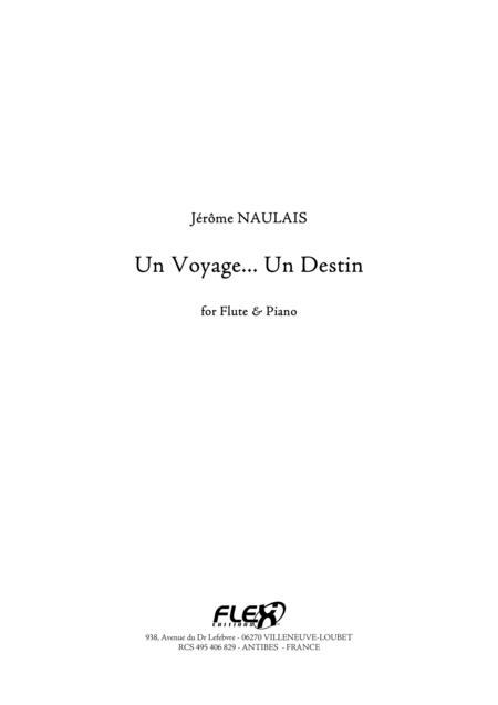 Un Voyage...Un Destin