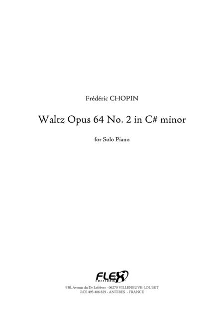 Waltz Op. 64, No. 2 in C# minor
