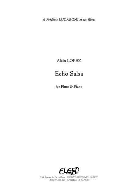 Echo Salsa