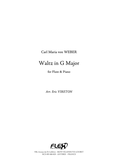 Waltz in G Major