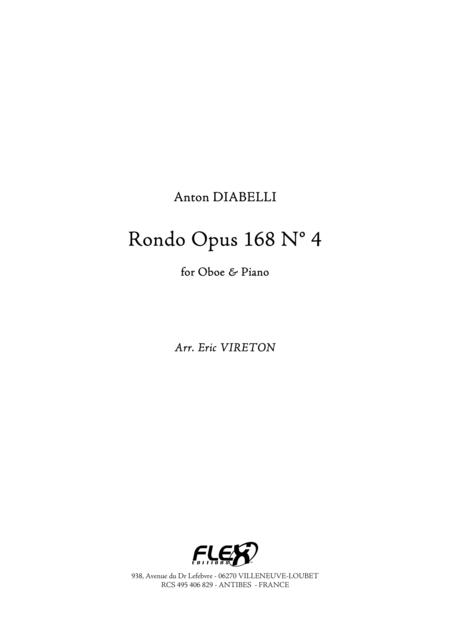 Rondo, Op. 168, No. 4