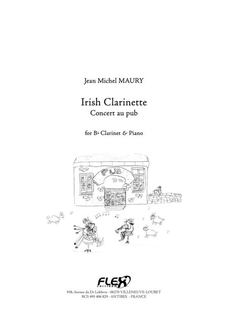 Irish Clarinette