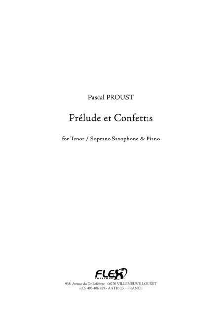 Prelude et Confettis