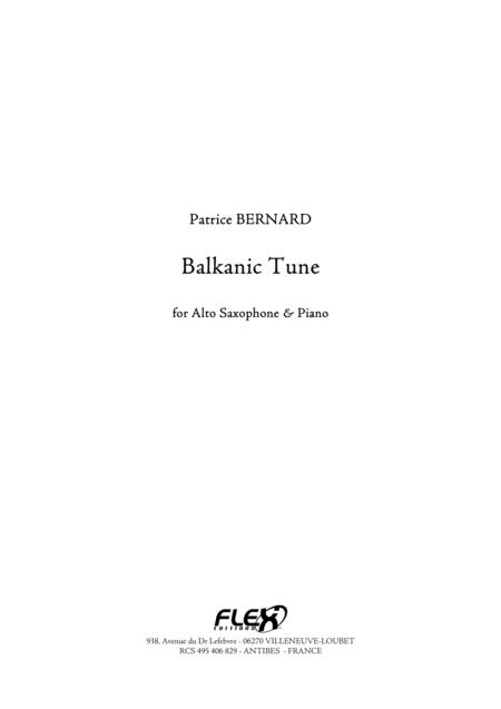 Balkanic Tune