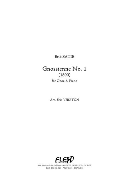 Gnossienne No. 1