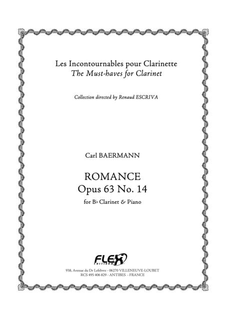 Romance, Op. 63, No. 14
