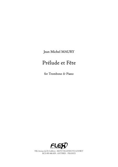 Prelude et Fete