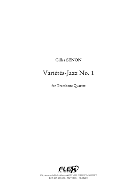 Varietes-Jazz No. 1