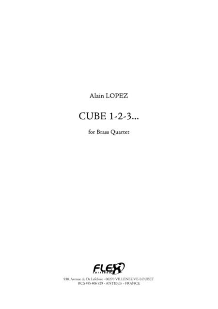 Cube 1-2-3. . .