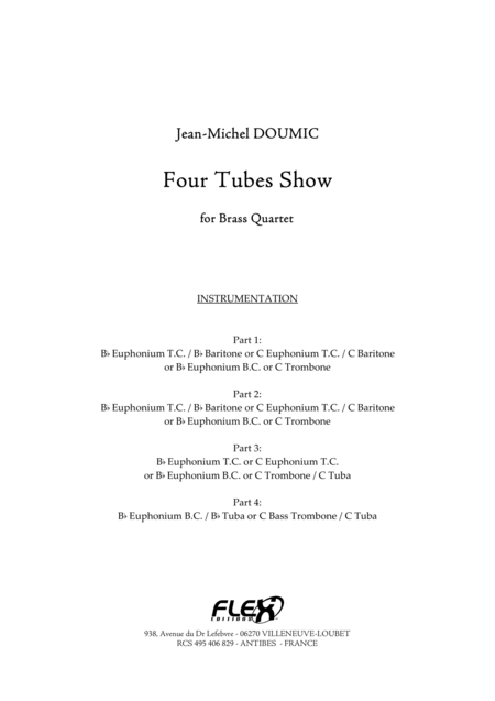 Four Tubes Show