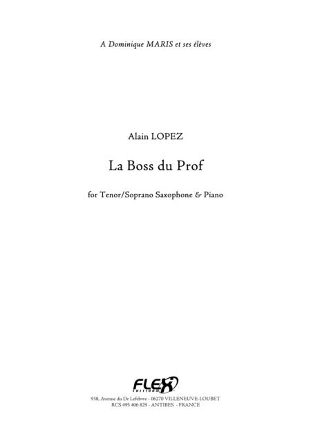 La Boss du Prof
