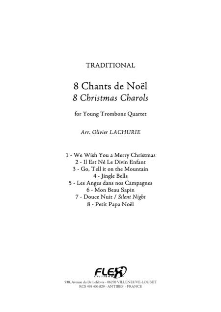 8 Chants de Noel