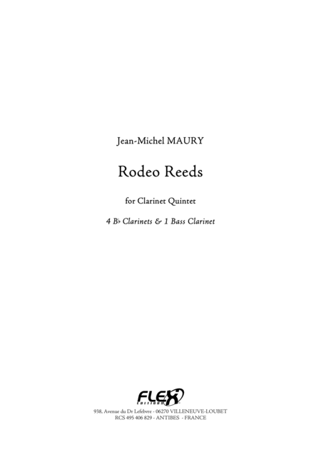 Rodeo Reeds
