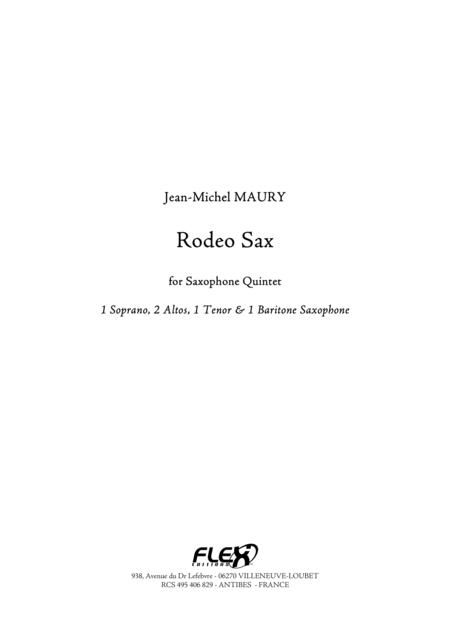 Rodeo Sax