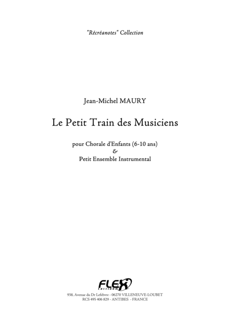 Le Petit Train des Musiciens