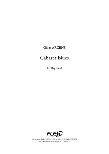 Cabaret Blues