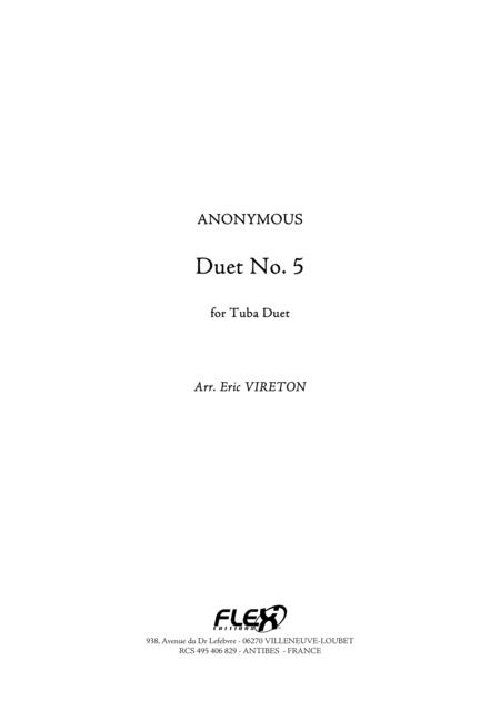 Duet No. 5