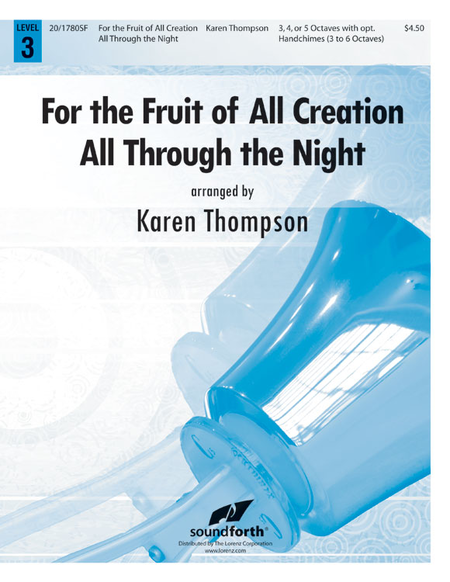 For the Fruit of All Creation