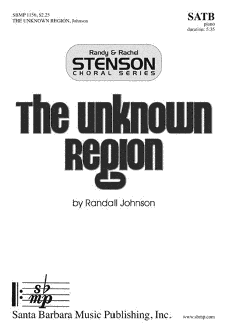 The Unknown Region