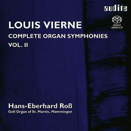 Volume 2: Organ Symphonies Op. 28 &